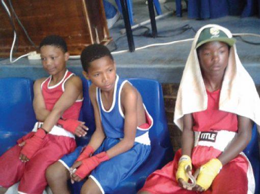 Mfuzo Boxing camp – Grahamstown